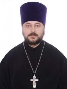 Священник Сергий Гордиенко